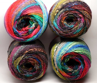 Ito:  New Colorways! - Worsted Weight and Up