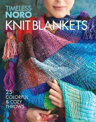 Timeless Noro Knit Blankets: book -