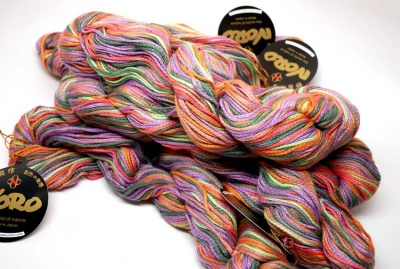 Noro Lily Yarn:  Color #124