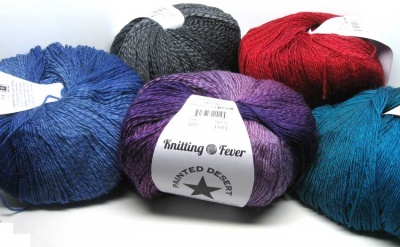 Orphan Skeins: Painted Desert: Tonal Colorways