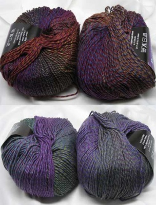 Orphan Skeins: Painted Sky