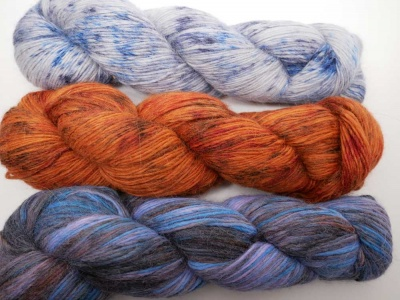 Mirasol: Paqu Splash: 3 Colorways