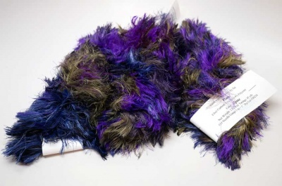 Orphan Skeins: Plume: A Novelty Fur Yarn from Prism