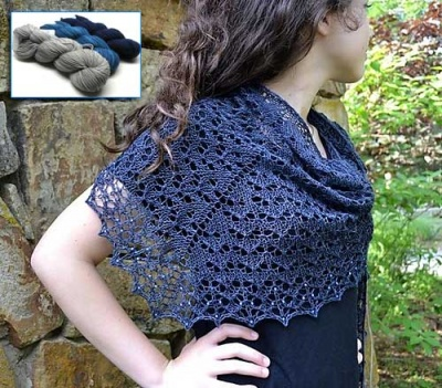 Proxima/ Beaded Shawl Kits