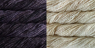 Orphan Skeins:  Rasta (2 Color Choices) - Worsted Weight and Up