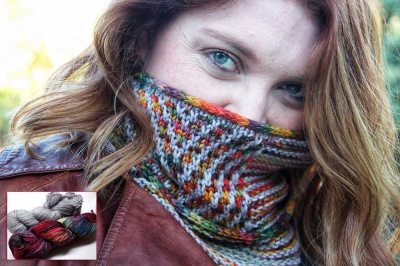 The Rainbow and the West Wind:  Cowl Kit - Kits