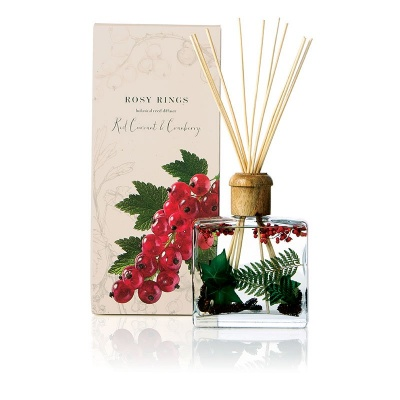 Red Currant & Cranberry Botanical Reed Diffuser - Gift Ideas