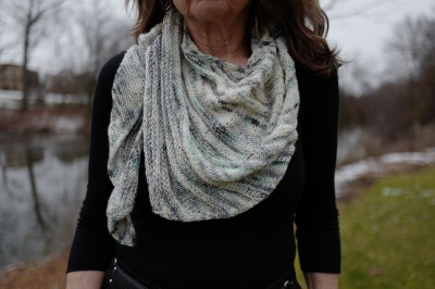 The Reflections Shawl