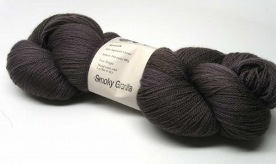 Orphan Skeins: Mrs Crosby: Reticule:  Smoky Granite