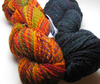 River Twist from Mountain Colors: Hot Springs/ + Great Cowl Idea