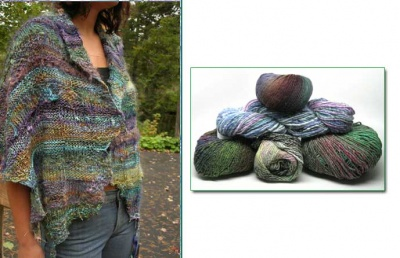 Scotian Meadow Wrap/ Kits Version II