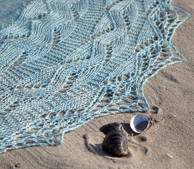 Seychelles/ Pattern from Susanna IC - Shawls/Stoles
