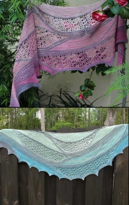 Shabby Chic: Pre-Order: Beaded Shawl Kits from TUS - Kits