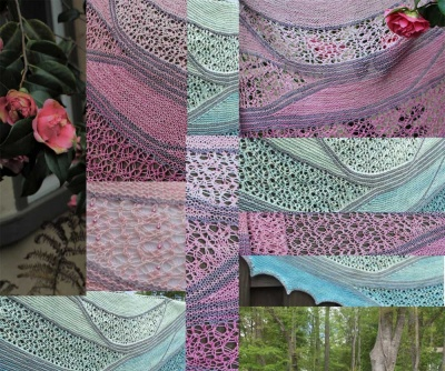 Shabby Chic: EarthFaire Club:  Beaded Shawl
