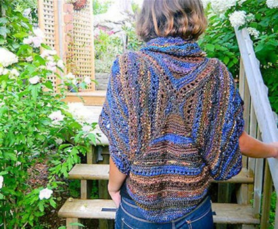 Shrugometry/ Pattern by Jane Thornley - Shawls/Stoles