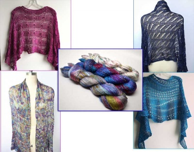 Silk Dream / 3 Color Options/ Free Patterns