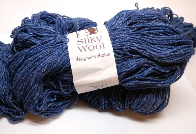 Orphan Skeins: Elsebeth Lavold: Silky Wool - Sport/DK weight