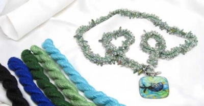 Song of Summer/ Necklace Kit -