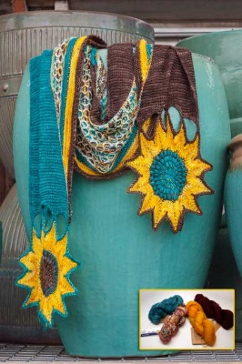 Sunflowers/ Beaded Kit - Kits