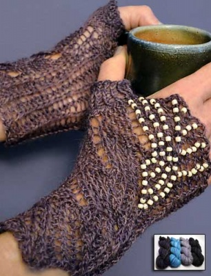 Swoopsie Mitts/ Beaded Kits
