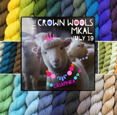 The Crown Wools: MKAL:  Pre-Order of Lorna's Laces Sets