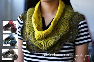 The Cowl Never Bothered Me Anyway/ Beaded Kits
