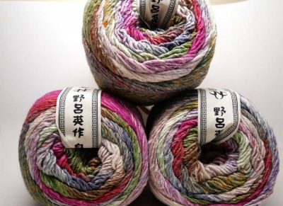Noro Tsubame: Colorway #2 Kamaishi