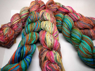 Orphan Skeins: Uneek DK in Cotton