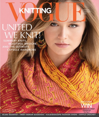 Reversal: From Vogue Knitting: Pre-Order