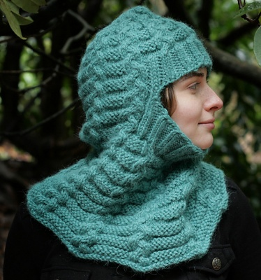 Warm All Winter/ Pattern by Cat Bordhi -