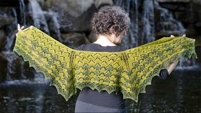 Willa by Sivia/ Pattern - Shawls/Stoles
