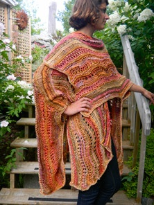 Wrapuana/ Pattern from Jane Thornley - Shawls/Stoles