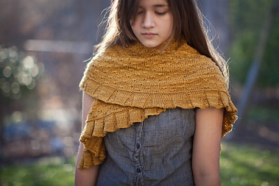 And So Are You/ Shawl Pattern by Rose Beck - Shawls/Stoles