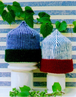 Apex Hat Pattern/ from Cabin Fever -