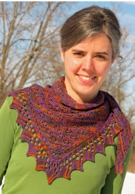 Audrey Royale/ Pattern from Schaefer Yarns - Scarves and Cowls