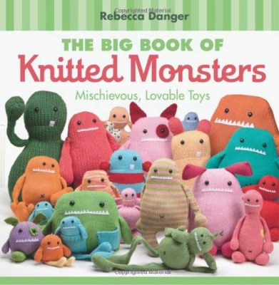 The Big Book of Knitted Monsters -