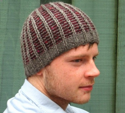 Botanic Hat/ Pattern by Stephen West -