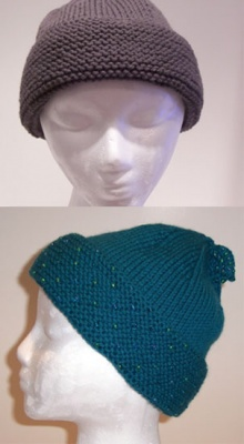To Bead or Not to Bead/ Hat Pattern by Catie -