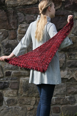 Cauldron/ Beaded Pattern - Shawls/Stoles
