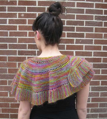 Chudnovsky Pi/ Pattern by Kourtney Robinson - Shawls/Stoles