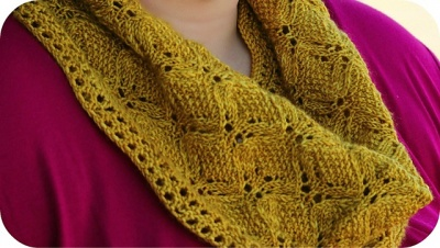 Dandelion Days/ Pattern by Left Side Knits - Scarves and Cowls