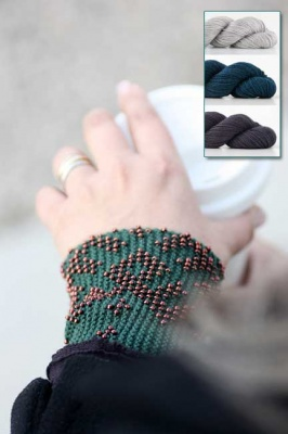 Devana Pulse Warmers:  Beaded Kits - Kits
