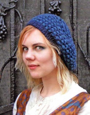 Estella/ Hat Pattern by Ysolda -