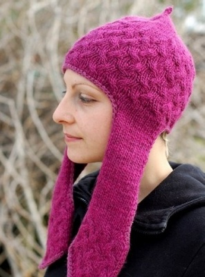 Flappy Cabler/ Pattern from Woolly Wormhead -
