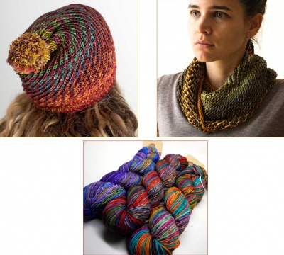 Uneek Worsted + Free Pattern Suggestions -