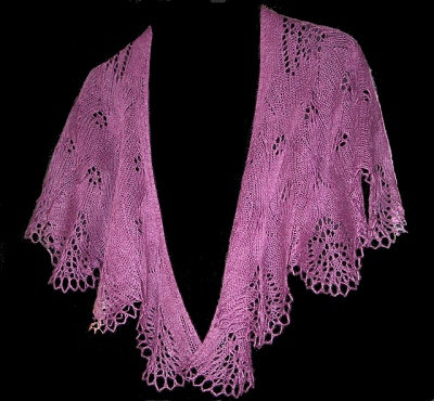 Forte'/ Shawl Pattern by Mary White - Shawls/Stoles