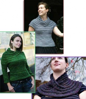 Harmonia's Rings Collection/ Set of Patterns by Siva - Garments and More
