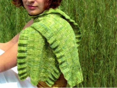 Indonesian/ Scarf Pattern by Ila Leja - Scarves and Cowls