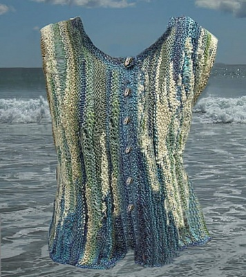 Knit A Beach / A Fantastic New Workshop by Jane Thornley - Garments and More