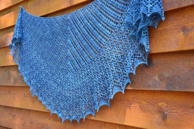 Kara's Shawl/ Pattern by Kristi -
